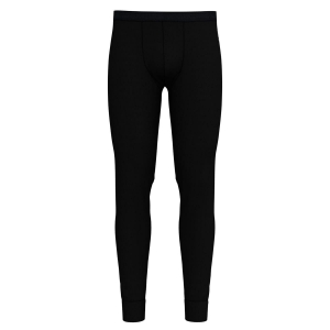 Getry męskie Odlo SUW Bottom Pant Natural 100% MERINO Warm-Black