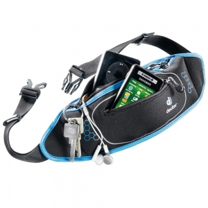 Biodrówka Deuter Neo Belt II-Black-Coolblue
