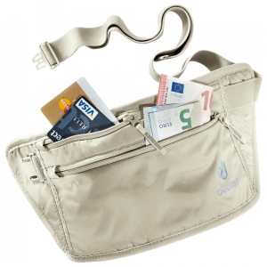 Biodrówka Deuter Security Money Belt II-Sand