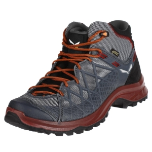 Buty Salewa MS Wild Hiker MID GTX-Black/Biking Red