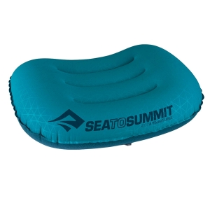 Poduszka dmuchana Sea To Summit Aeros Pillow Ultralight - Large-Aqua