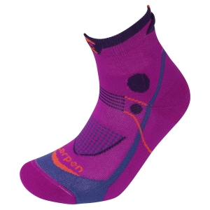 Skarpety Lorpen T3 Women's Ultra Trail Running Padded X3UTPW-Berry