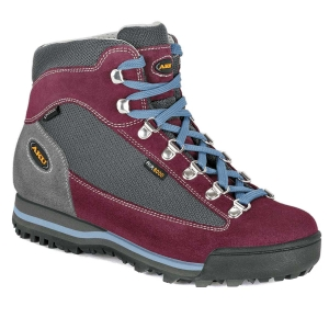 Buty AKU Ultra Light Micro GTX W'S-Anthracite/Violet