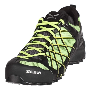 Buty Salewa MS Wildfire GTX-Black Out/Fluo Yellow