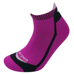 Skarpety Lorpen T3 Women's Running Mini X3IW-Berry/Black-M