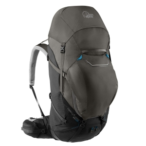 Plecak Lowe Alpine Cerro Torre 65:85 LARGE-Black/Greyhound