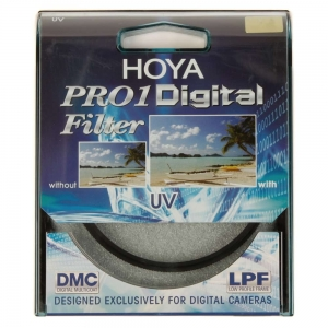 Hoya UV PRO1 Digital-62 mm