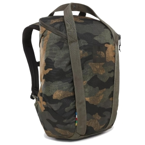Plecak miejski The North Face Instigator 20-Burnt Olive Green Woods Camo Print/New Taupe Green