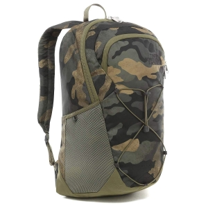 Plecak na laptopa The North Face Rodey-Burnt Olive Green Woods Camo Print\Burnt Olive Green