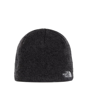 Klasyczna czapka The North Face JIM BEANIE-TNF Black Heather