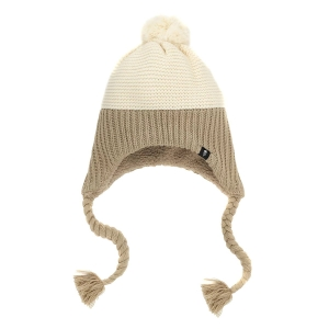 Damska czapka The North Face WOMEN'S PURRL EARFLAP BEANIE