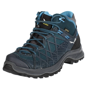 Buty Salewa WS Wild Hiker MID GTX-French Blue/Black