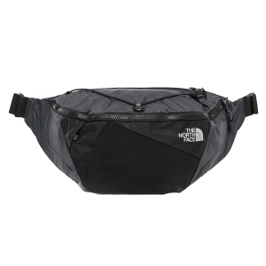 Torba biodrowa The North Face Lumbnical L-Asphalt Grey/TNF Black