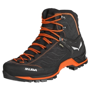 Buty trekkingowe Salewa MS MTN Trainer Mid GTX-Asphalt/Fluo Orange