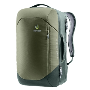 Plecak kabinowy Deuter Aviant Carry On 28-Khaki-Ivy
