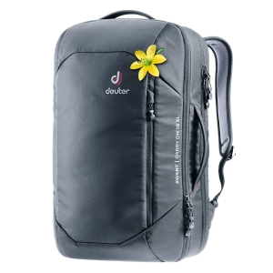 Damski plecak podróżny Deuter Aviant Carry On 28 SL-Black