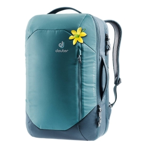 Damski plecak podróżny Deuter Aviant Carry On 28 SL-Denim-Arctic