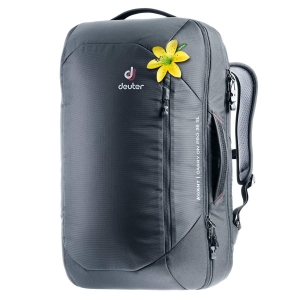 Damski plecak kabinowy Deuter Aviant Carry On Pro 36 SL-Black
