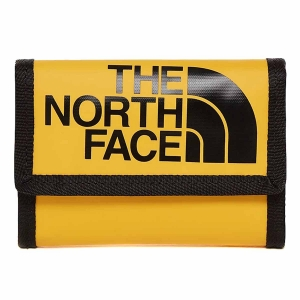 Portfel The North Face Base Camp Wallet - Tnf Yellow/Tnf Black