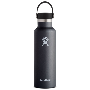 Butelka termiczna 621ml Hydro Flask Standard Mouth Flex Cap 21oz - Black