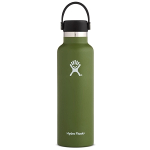 Butelka termiczna 621ml Hydro Flask Standard Mouth Flex Cap 21oz - Olive