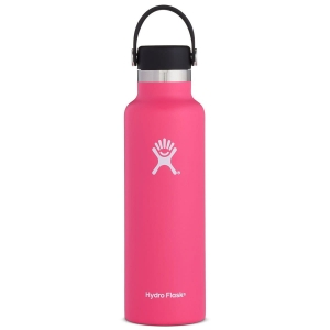 Butelka izolowana 621ml Hydro Flask Standard Mouth Flex Cap 21oz - Watermelon