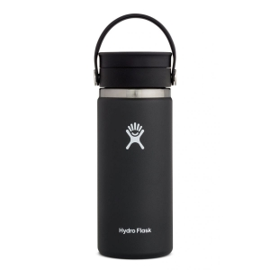 Kubek termiczny 473ml Hydro Flask Coffee Wide Mouth Flex Sip - Black