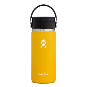 Kubek termiczny 473ml Hydro Flask Coffee Wide Mouth Flex Sip - Sunflower