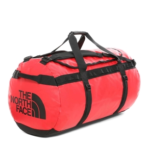 Duża torba podróżna The North Face Base Camp Duffel XL-TNF Red/TNF Black