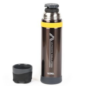 Termos THERMOS Ultimate Flask 900ml Brązowy (Black)