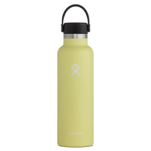 Butelka izolowana 621ml Hydro Flask Standard Mouth Flex Cap 21oz - Pineapple