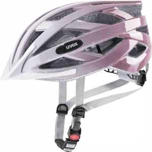Kask rowerowy Uvex Air Wing  - White - Rose 52 - 57 cm