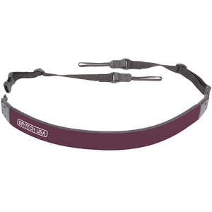 OPTECH Fashion Strap 3/8 WINE