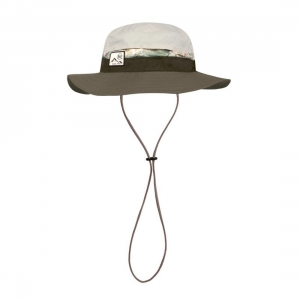 Kapelusz Buff Booney Hat - Randall  Brindle Brown - S/M