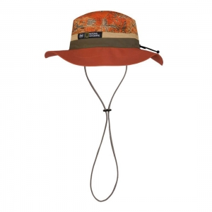 Kapelusz Buff Booney Hat - Nomad Rusty National Geographic - S/M