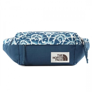 Funkcjonalna biodrówka The North Face Lumbar-Monterey Blue Ashbury Floral Print