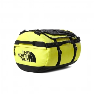 Torba turystyczna The North Face Base Camp Duffel S-Sulphur Spring Green-TNF Black