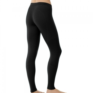 Smartwool NTS Light 195 Bottom - damskie getry-Black-L