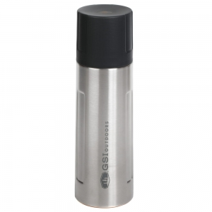 Termos GSI Glacier Stainless Vacuum Bottle 1 L-Srebrny