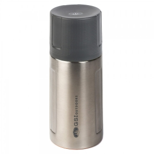 Termos GSI Glacier Stainless Vacuum Bottle 0.5 L-Srebrny