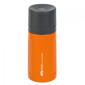 Termos GSI Glacier Stainless Vacuum Bottle 0.5 L-Pomarańczowy