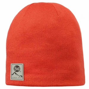 Czapka Buff Knitted & Polar-Orange