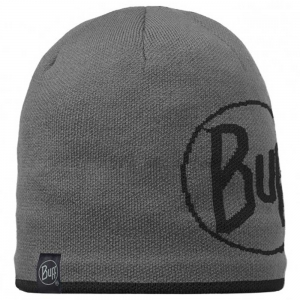 Czapka Buff Knitted & Polar Logo-Graphite