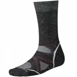 Skarpety Smartwool PhD Outdoor Medium Crew-Charcoal-M
