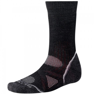 Skarpety Smartwool PhD Outdoor Heavy Crew-Black-M