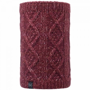 BUFF NECKWARMER KNITTED POLAR GYMMER GRANA