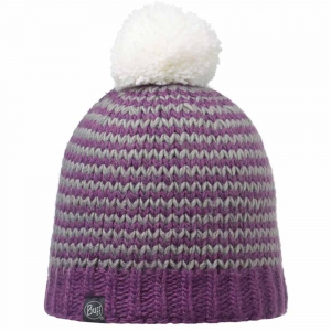 Czapka Buff Knitted & Polar Dorn-Plum