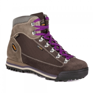 Buty AKU Ultra Light Micro GTX W'S-Brown/Violet