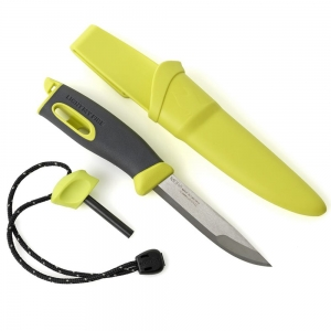 LIGHT MY FIRE SWEDISH FIREKNIFE-Lime