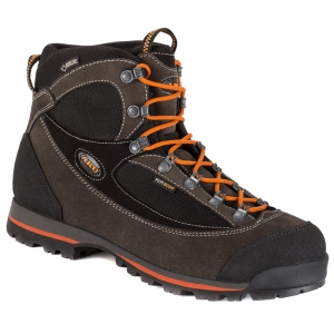 Buty AKU Trekker Lite II GTX-Anthracite/Orange-UK 4